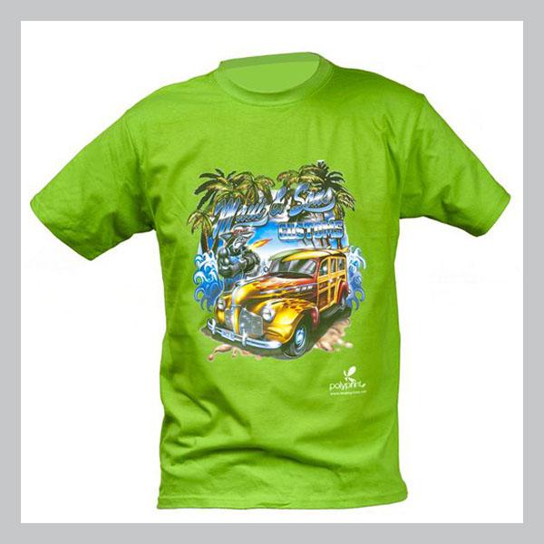 цифровая печать на футболках цена